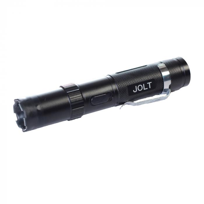 Jolt Tactical Stun Gun Flashlight