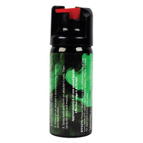 Pepper Shot Pepper Spray Stream - 2 oz (1.2% MC)