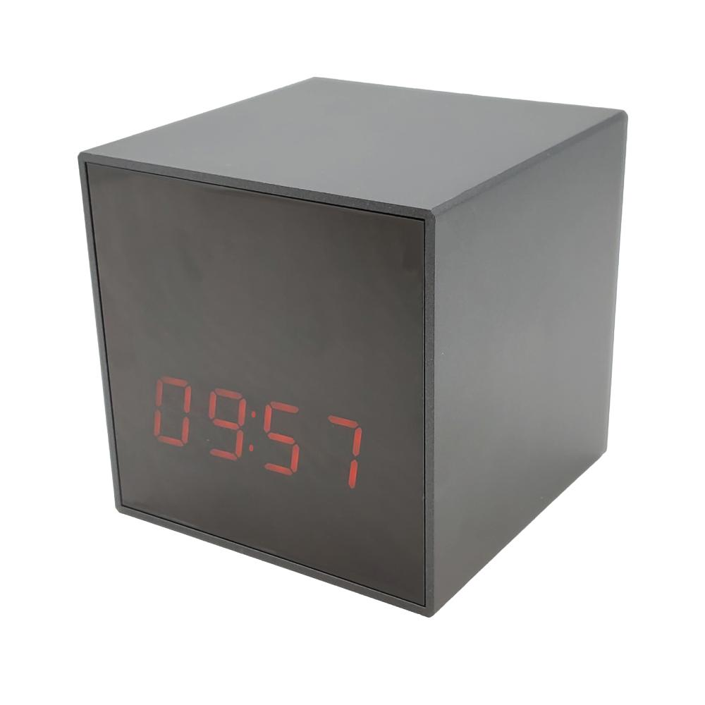 Smart Cube Clock Hidden Camera with WiFi DVR