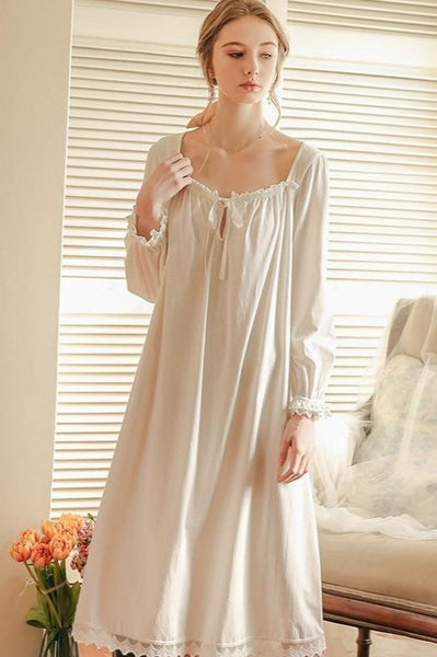 Ava nightgown dress