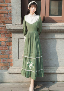 Carolina edwardian dress