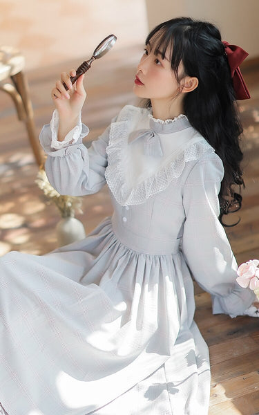 Lead Edwardian dress