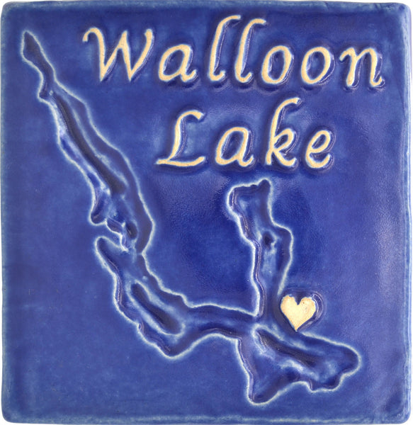 Personalized Walloon Lake