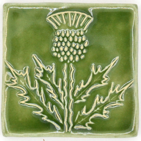4x4 Celtic Thistle