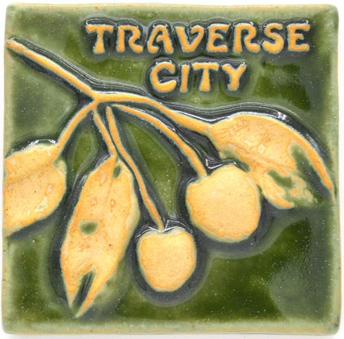 4x4 Traverse City Cherries