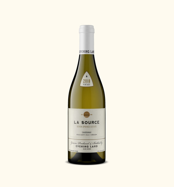 2018 La Source Chardonnay