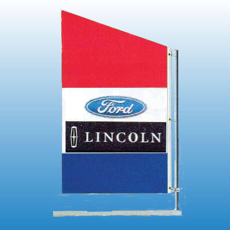 Spacewalker Flag FORD LINCOLN