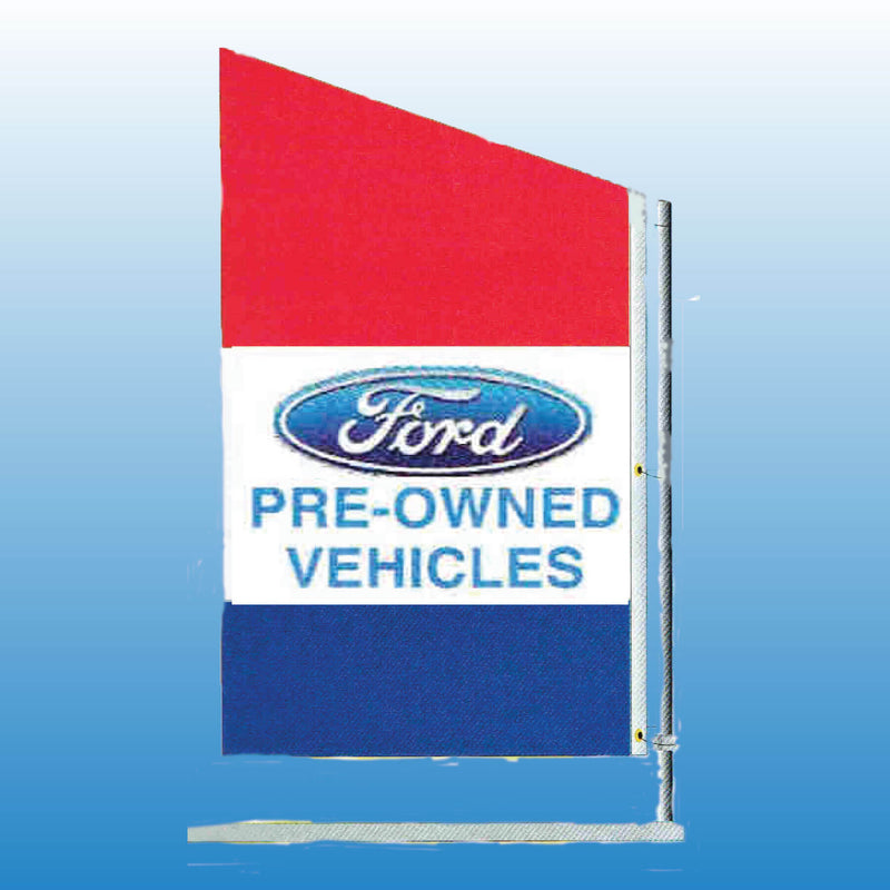 Spacewalker Flag FORD PRE-OWNED