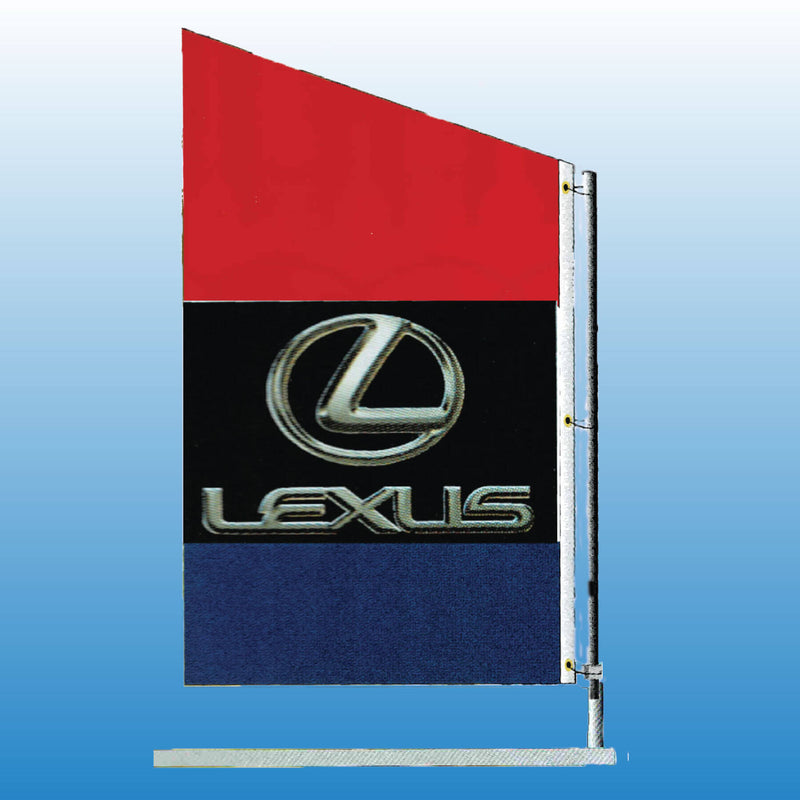 Spacewalker Flag LEXUS