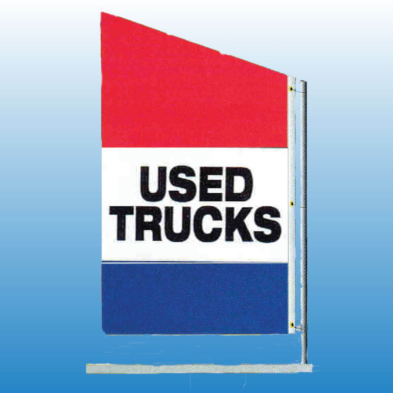 Spacewalker Flag USED TRUCKS