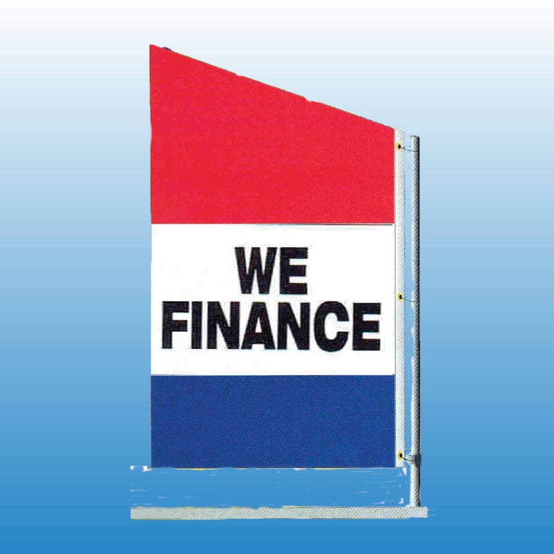 Spacewalker Flag WE FINANCE