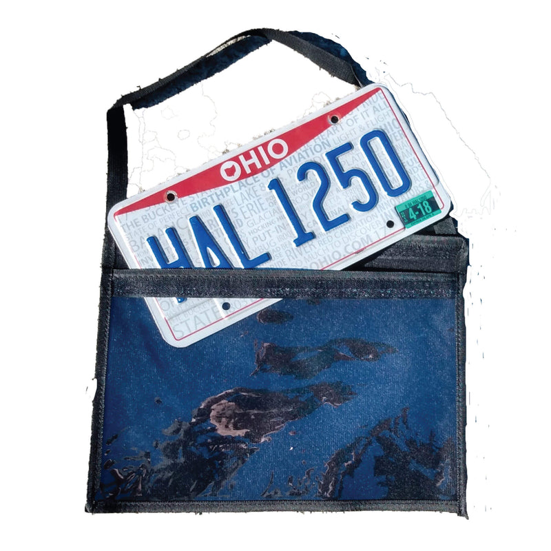 Plate Holders - Tag Bag