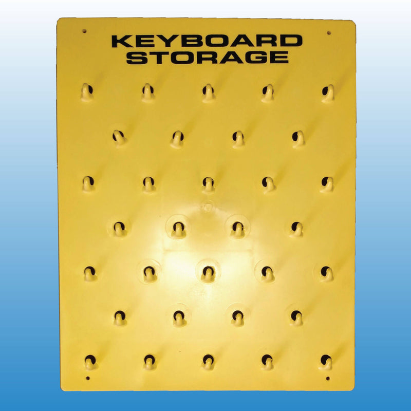 Plastic 32 ct Keyboard Storage