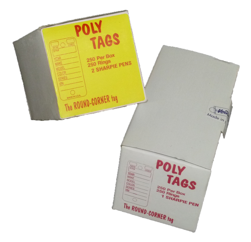 Key Tags Polytags