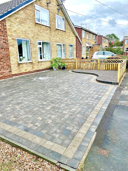 Block Paving Driveway in Driffield, East Riding of Yorkshire
