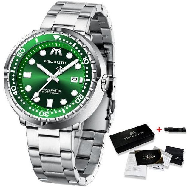 Cambio Raffinato Watch Company Green