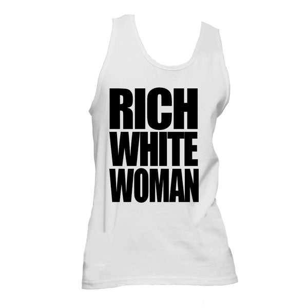 Rich White Woman Tank