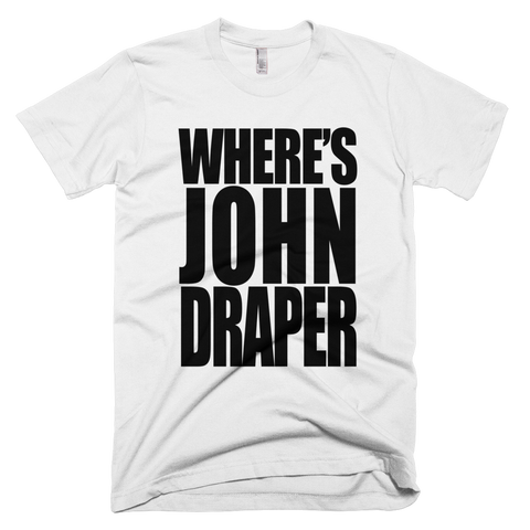 Where's John Draper Tshirt