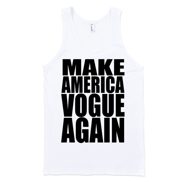 Make America Vogue Again Tank