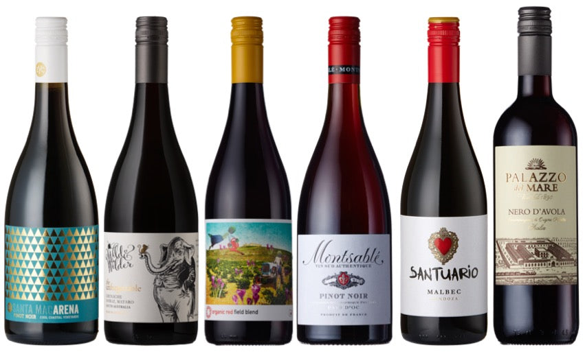 Domaine Direct Discounted RED Mixed Pack(s)