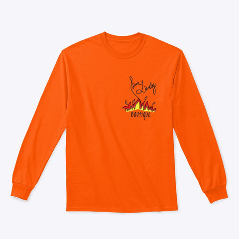 Live Lively T-Shirt (Long Sleeve)