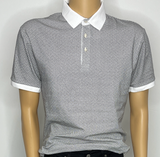 White/Black Diamond Polo
