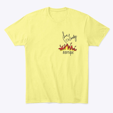 Live Lively T-Shirt (Short Sleeve)