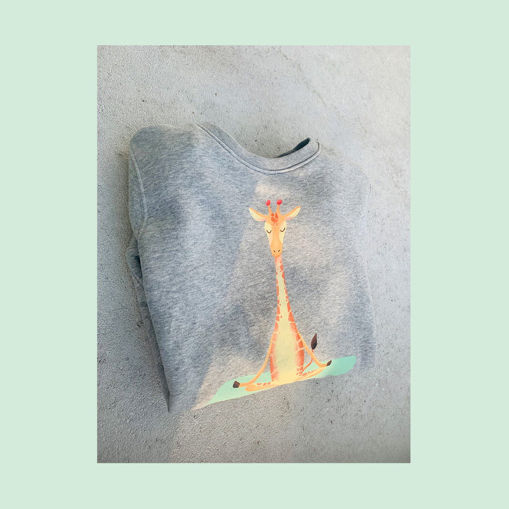 Kids Sweater G Giraff