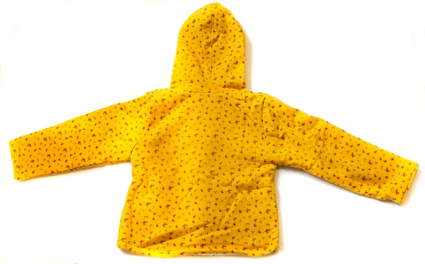 Yellow Children's Jacket