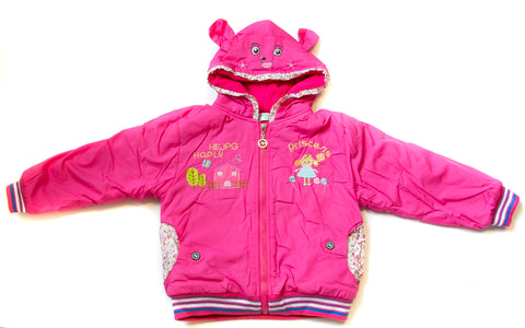 Pink Children's Jacket