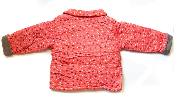 Pink Flower Sweater