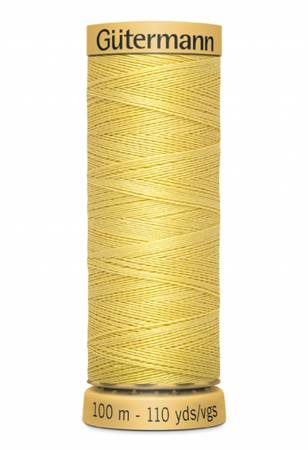 Gutermann Thread 100 m. 1600 Yellow