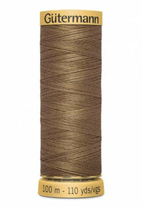Gutermann Thread 100 m. 2200 Dark Nutmeg