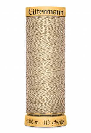 Gutermann Thread 100 m. 2620  Med. Tan