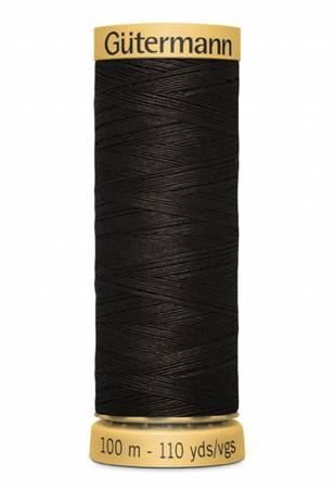 Gutermann Thread 100 m. 3020 Seal Brown
