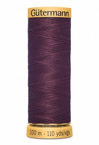 Gutermann Thread 100 m. 4750 Raisin