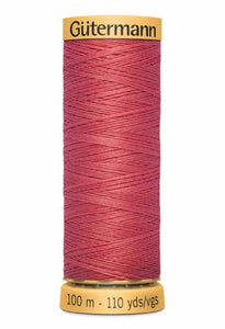 Gutermann Thread 100 m. 4930 Dark Salmon