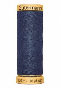 Gutermann Thread 100 m. 6250 Dark Navy