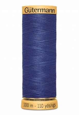 Gutermann Thread 100 m. 6410 Monaco Blue