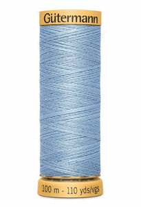 Gutermann Thread 100 m. 7310 Light Blue
