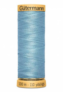 Gutermann Thread 100 m. 7470 Blue Aqua
