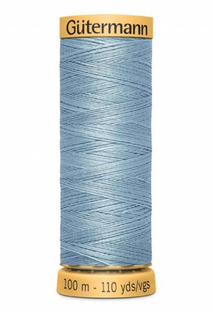 Gutermann Thread 100 m. 7490 Gulf Stream Blue