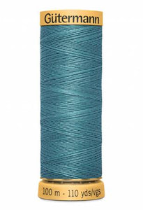 Gutermann Thread 100 m. 7544 Very Dark Turquoise