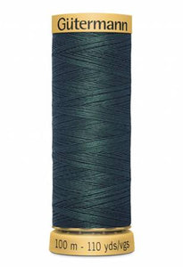 Gutermann Thread 100 m. 8100 Dark Spinach