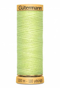 Gutermann Thread 100 m. 8975 Lime