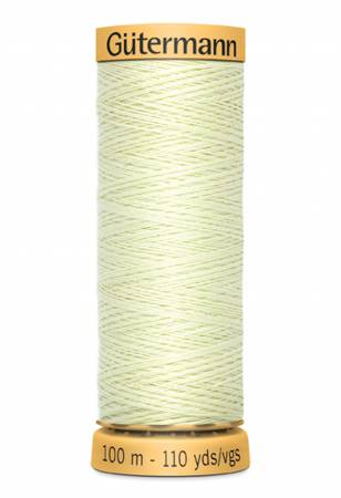 Gutermann Thread 100 m. 9020 Celery