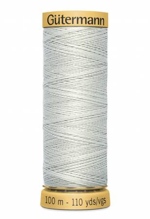 Gutermann Thread 100 m. 9090 Nickel