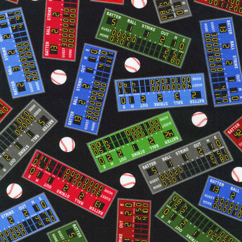 Sports Life -  Baseball Scoreboards