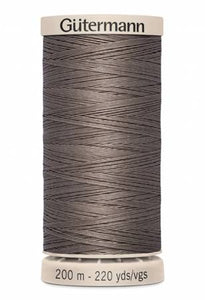Gutermann Hand Quilting Thread 1225 Khaki