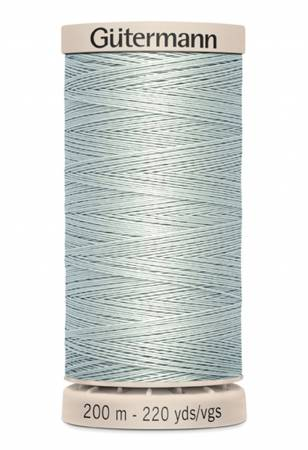 Gutermann Hand Quilting Thread 4507 Light Grey